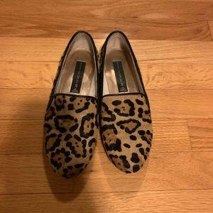 Steven Leopard Flats